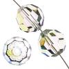Swarovski Bead 5000 Round 10mm Paradise Shine Crystal